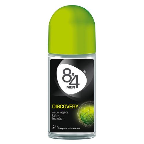 8x4 - 8x4 Erkek Deodorant Discovery 50 ml