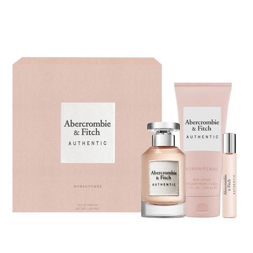 AbercrombieFitch - Abercrombie Fitch Authentic Kadın Parfüm seti
