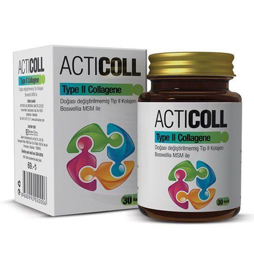 Activus İlaç - Acticoll Kapsül 30 Ad