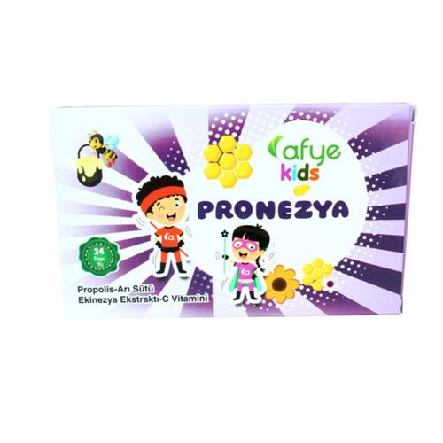 Afye - Afye Kids Pronezya Pastil 24 Adet