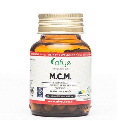 Afye - Afye MCM 50 Kapsül