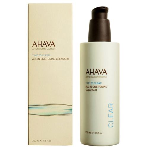 Ahava - Ahava Time To Clear Su Bazlı Temizleyici 250 ml