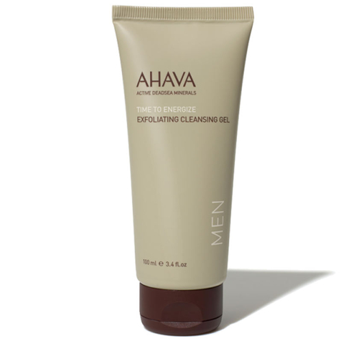 Ahava - Ahava Time To Energize Erkeklere Özel Temizleme Jeli 100 ml
