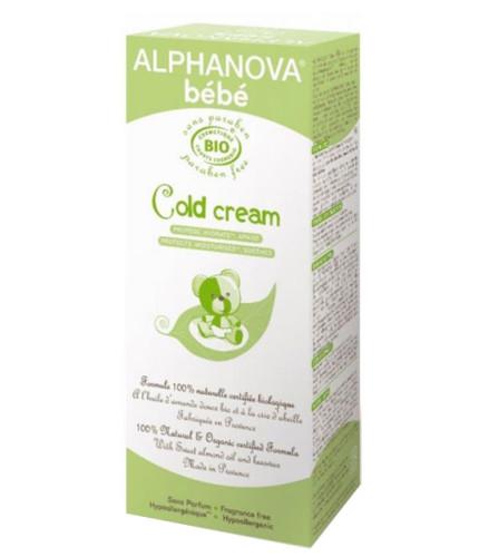 Alphanova - Alphanova Bebe Cold Cream 50ml