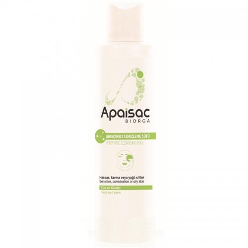 Biorga - Apaisac Biorga Arındırıcı Temizleme Sütü 200 ml