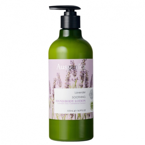Ausganica - Ausganica Lavender Hand-Body Lotion 500ml