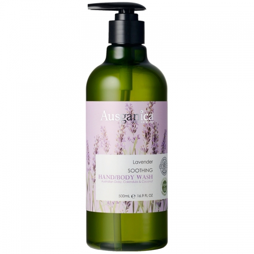 Ausganica - Ausganica Lavender Hand-Body Wash 500ml