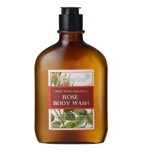 Ausganica - Ausganica Rose Body Wash 250ml