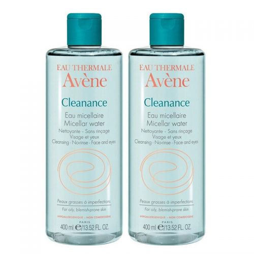 Avene - Avene Cleanance Miseller Su 2 x 400 ml