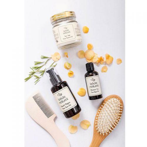 Bade Natural - Bade Natural Güçlendirici ve Onarıcı Saç Bakım Seti