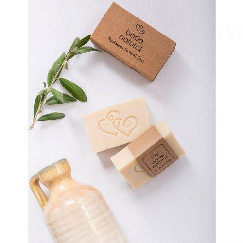 Bade Natural - Bade Natural Keçi Sütü Doğal Yüz ve Vücut Sabunu 100gr