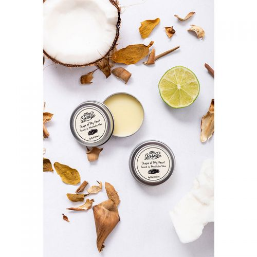 Bade Natural - Bade Natural Sakal Ve Bıyık Şekillendirici Wax 15 ml
