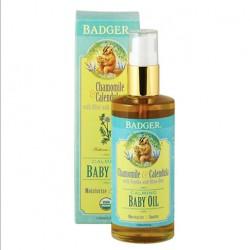 Badger - Badger Baby Oil 118ml