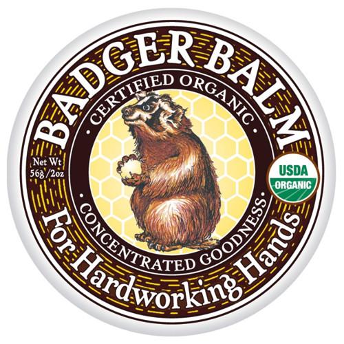 Badger - Badger Balm For Hardworking Hands 21gr
