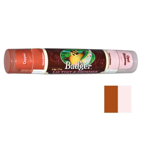 Badger - Badger Lip Tint & Shimmer 4.8gr