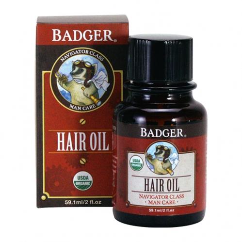 Badger - Badger Man Care Hair Oil 59.1ml