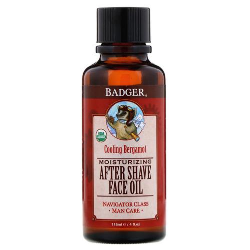 Badger - Badger Moisturizing After Shave Face Oil 118 ml