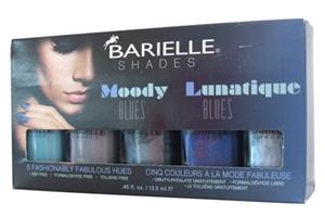 Barielle - Barielle Moody Blues Oje Seti 5 Adet