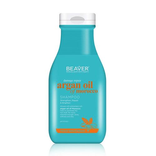 Beaver - Beaver Argan Oil Of Moroccco Şampuan 350 ml