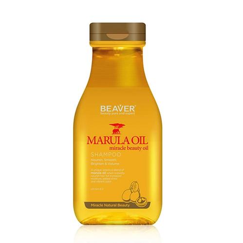 Beaver - Beaver Marula Oil Şampuan 350 ml