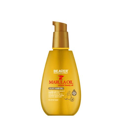 Beaver - Beaver Marula Oil Silky Hair Oil 100 ml