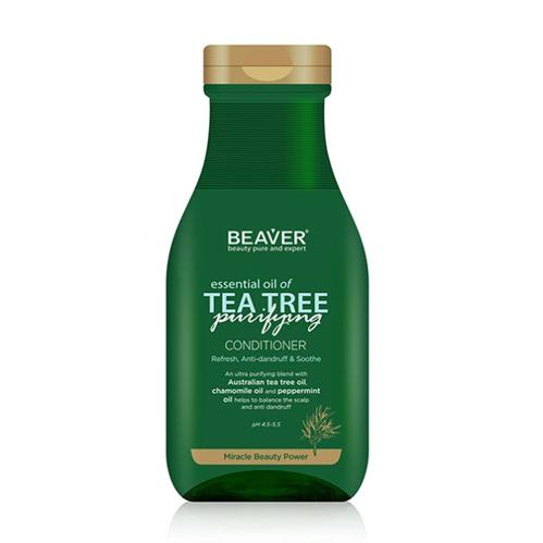 Beaver - Beaver Tea Tree Saç Bakım Kremi 350 ml