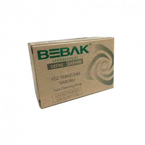 Bebak - Bebak Defne Yüz Temizleme Sabunu 125 gr