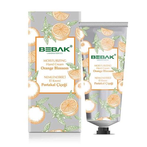 Bebak - Bebak Portakal Çiçeği Nemlendirici El Kremi 60 ml