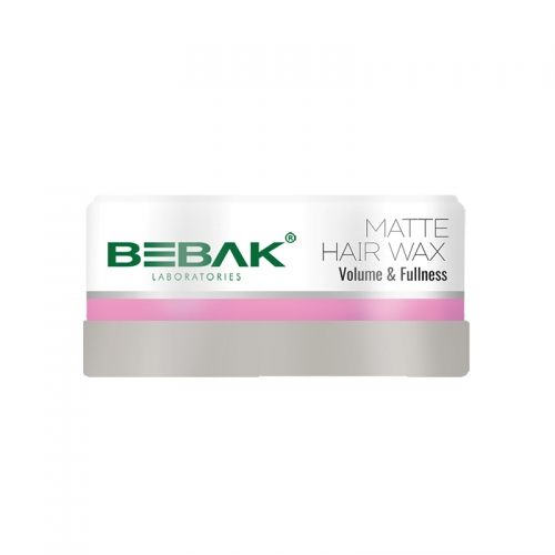 Bebak - Bebak Volume and Fullness Matte Hair Wax 150 ml