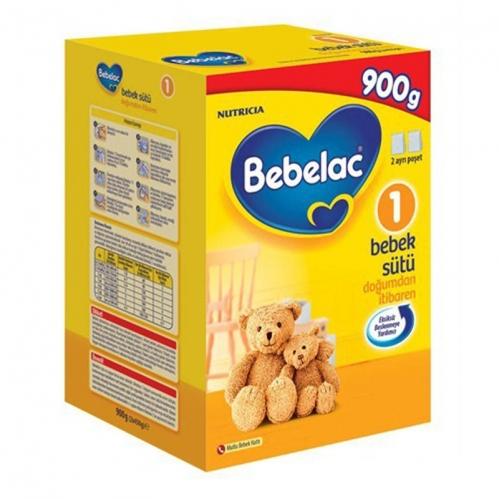 Nutricia - Bebelac 1 Bebek Sütü 900 gr | 0-6 ay