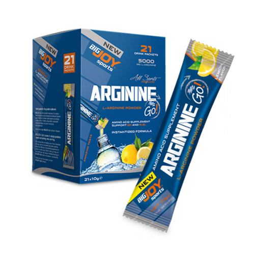 Bigjoy - Bigjoy Arginine Go Limon 10 g x 21 Adet