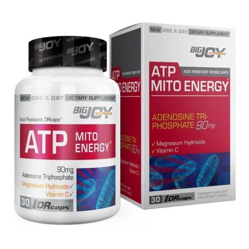 Bigjoy Vitamins - Bigjoy ATP Mito Energhy 30 DR Kapsül