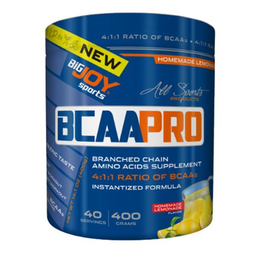 Bigjoy - Bigjoy Bcaa Pro 4.1.1 Ev Limonatası 400 g