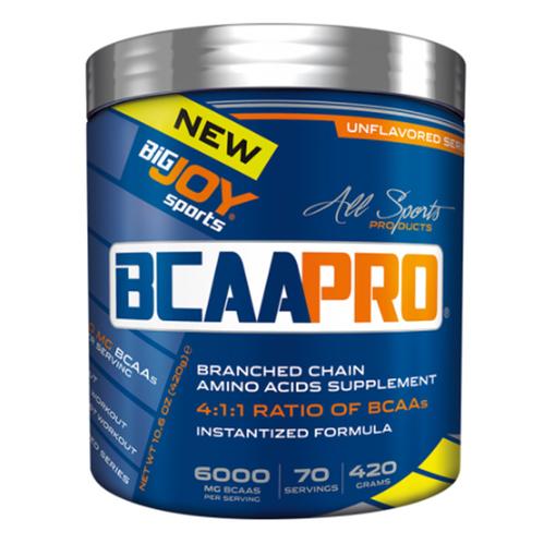 Bigjoy - Bigjoy Bcaa Pro Aromasız 4.1.1 420 g