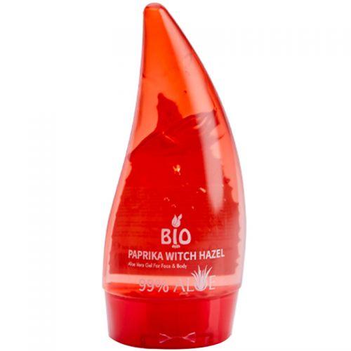 Bio Asia - Bio Asia Paprika Witch Hazel Aloe Vera Özlü Bakım Jeli 120 ml