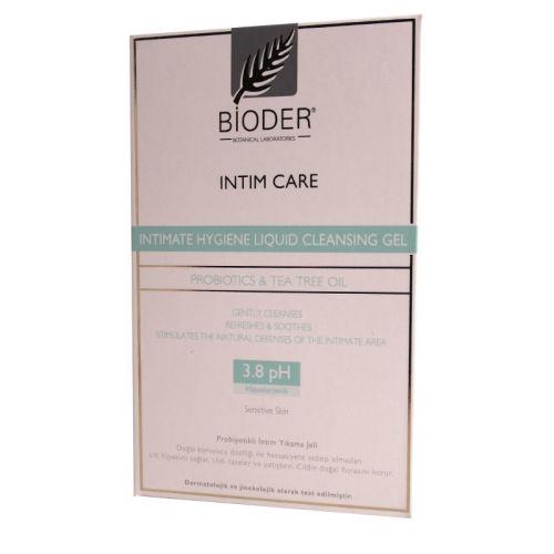 Bioder - Bioder İntimate Hygiene Liquid Cleansing Gel 250ml