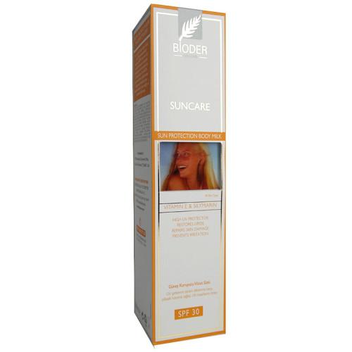 Bioder - Bioder Suncare High Protection Body Milk Spf30 180ml