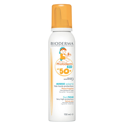 Bioderma - Bioderma Photoderm Kid Spf50+ Güneş Koruyucu Köpük 150ml