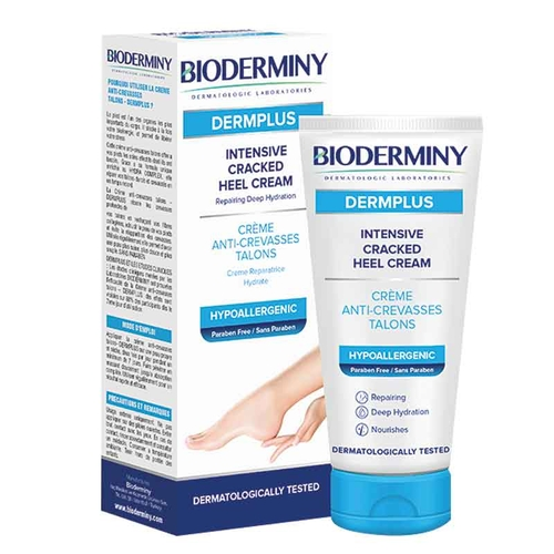 Bioderminy - Bioderminy Dermoplus Topuk Çatlak Kremi 60 ml