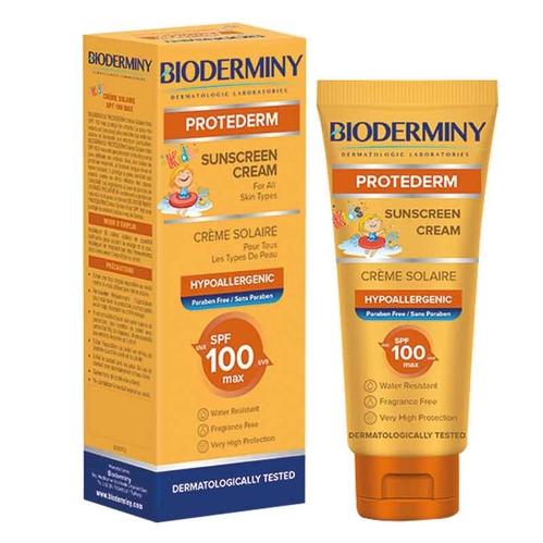 Bioderminy - Bioderminy Protederm Çocuklar için Güneş Kremi SPF 100 50 ml