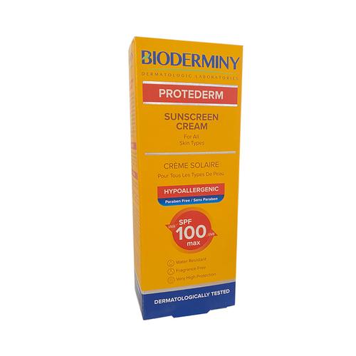 Bioderminy - Bioderminy Protederm SPF 100 Max Güneş Koruyucu Krem 50 ml