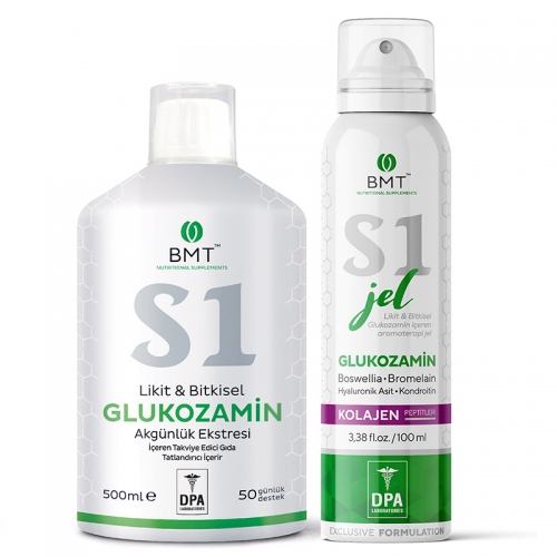 Biomet - Biomet S1 Glukozamin 2li Set