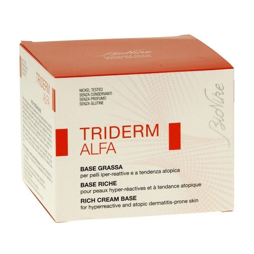 BioNike Triderm Alfa Rich Cream Base 450 ml