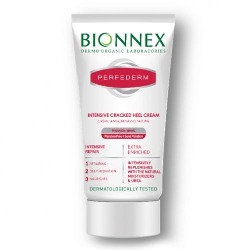 Bionnex - Bionnex Perfederm Topuk Çatlak Bakım Kremi 60ml