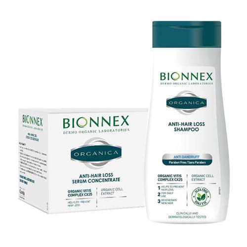 Bionnex - Bionnex Saç Bakım Seti - Kepekli Saçlar