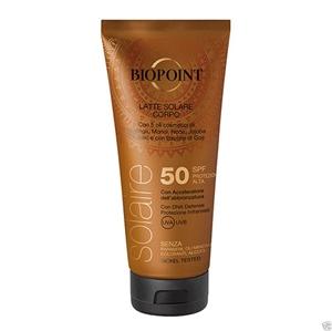 Biopoint - Biopoint Güneş Koruyucu Losyon Spf50 200ml
