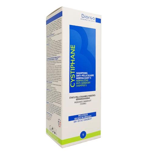 Biorga - Biorga Cystiphane Normalleştirici Kepek Karşıtı S Şampuan 200 ml