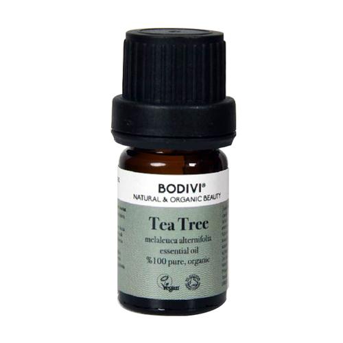 Bodivi - Bodivi Organik Saf Çay Ağacı Yağı 5 ml