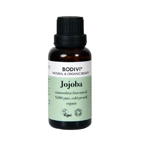 Bodivi - Bodivi Organik Saf Jojoba Yağı 30 ml