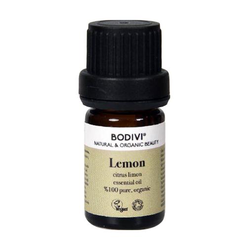 Bodivi - Bodivi Organik Saf Limon Yağı 5 ml
